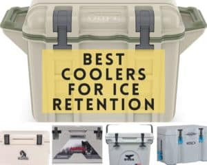Best coolers for ice retention